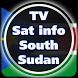 TV Sat Info South Sudan by Saeed A. Khokhar