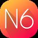 Launcher Nokia 6 theme by Techtiq