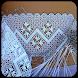 Bobbin lace beginner