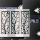 window curtains by style design