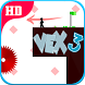 Vexman 3 run - stickman game by Std.Inc