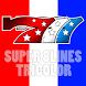 SUPER 8LINES TRICOLOR