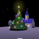 Christmas tree live wallpaper by kurousa