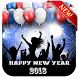 Happy New Year Photo Frames by Karab Apps