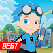 Rusty Hero Of The Rivets by Najah Studio