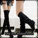 Plus Size Women Boots by carmen masci