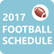 2017 Football Schedule of NFL