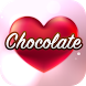 Chocolate Love Keyboard Theme by Echo Keyboard Theme
