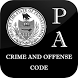 PA Crime and Offense by xTremeDots