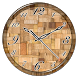 Wooden Clock Live Wallpaper by Lo Siento