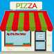 My Little Pizza Parlour by James Warry