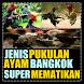 Jenis Pukulan Yang Mematikan (AYAM BANGKOK) by Padepokan Cirebon-Banten