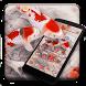 Vivid Koi Fish Launcher by Cool Wallpaper