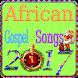 African Gospel Songs by Cavada