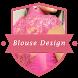 Latest Blouse design by Milestone Developers
