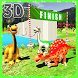 My Cute Dinosaur Simulator 3D by Offroad Game Studio