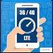 Internet booster 4G 3G prank