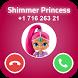 Call Shimmer Shine Princess by Callitos Studio