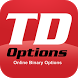 TDOptions - Binary Options by TDOptions