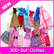 Doll Clothes by Zein App