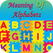 Meaning Of Alphabets by Dasepalli Apps