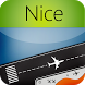 Nice Airport + Flight Tracker by Webport.com