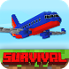 Aircraft Survival Block Planes by Lab Cave - Free Funny Games