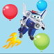 Harika Kanatlar Paul Jetpack Mücadele by Rainwish Tech