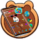 Brown Bear Friends Theme