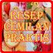 Resep Cemilan Praktis by ariefdev