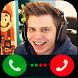 Fake Call Hero elrubiusOMG by ColiseoApp