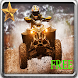 Quad Bike Battle Game