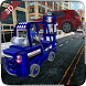 Police Forklift Extreme Car Challenge Simulator 3D by TimeDotTime