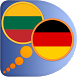 German Lithuanian dictionary by Dict.land