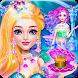 Princess Mermaid Birthday Party - magic fairy
