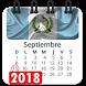 Calendario 2018 Guatemala feriados y semana santa by Appsamimanera
