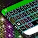 Neon Color Keyboard by Themes World