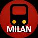 Milan Metro Map by Tesseract Apps