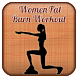 Women Fat Burn Workout Guide by DHMobiApp