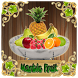 Marble Fruit by Globe