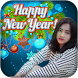Happy New Year Photo Frames by Rikon Mobi Apps