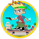 Jhonny hero adventure world test challenge by Sizouhir