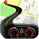 GPS Route Finder Driving Navigation Guide by Cord Stones