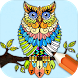 Animal Coloring Pages: Paint and Draw In Savannah by HDuo Fun Games