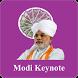Modi Keynote by Artophelia