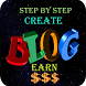 Start Blogging And Earn Money by MR Apps Dev