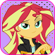 Live Wallpapers Sunset Shimmer by Anys Kobe