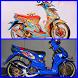 Modifikasi Motor Matic by Azka Media