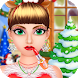 Christmas Salon - Makeover by salon games for girls