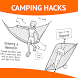 Camping Hacks by The Almighty Dollar